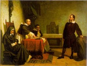 Cristiano Banti Galileo davanti all' inquisizione romana