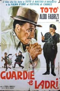 Guardie e ladri Steno, Mario Monicell 1951